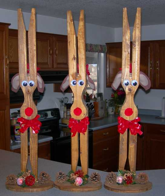 More Easy christmas woodworking projects ~ Woodworking beginner